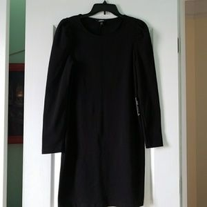 Black long Top from EXPRESS
